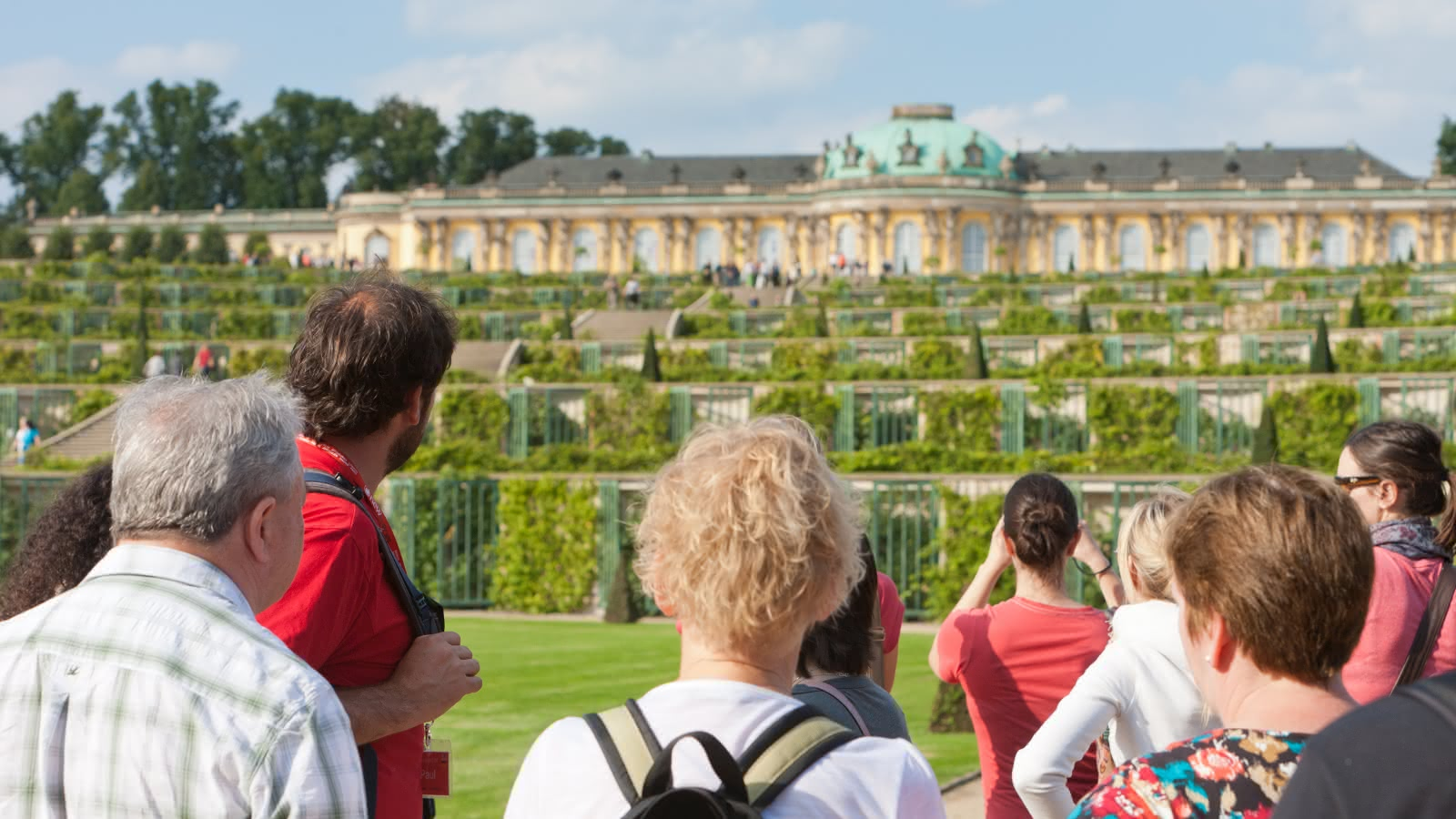 potsdam tour from berlin