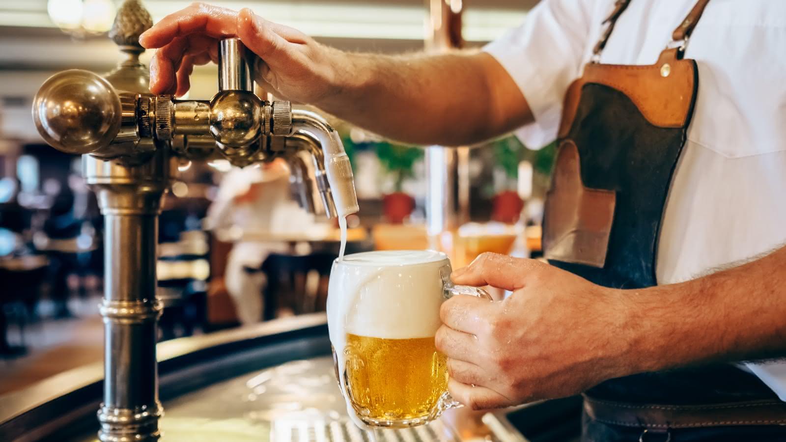 SANDEMANs Brussels Beer Tour