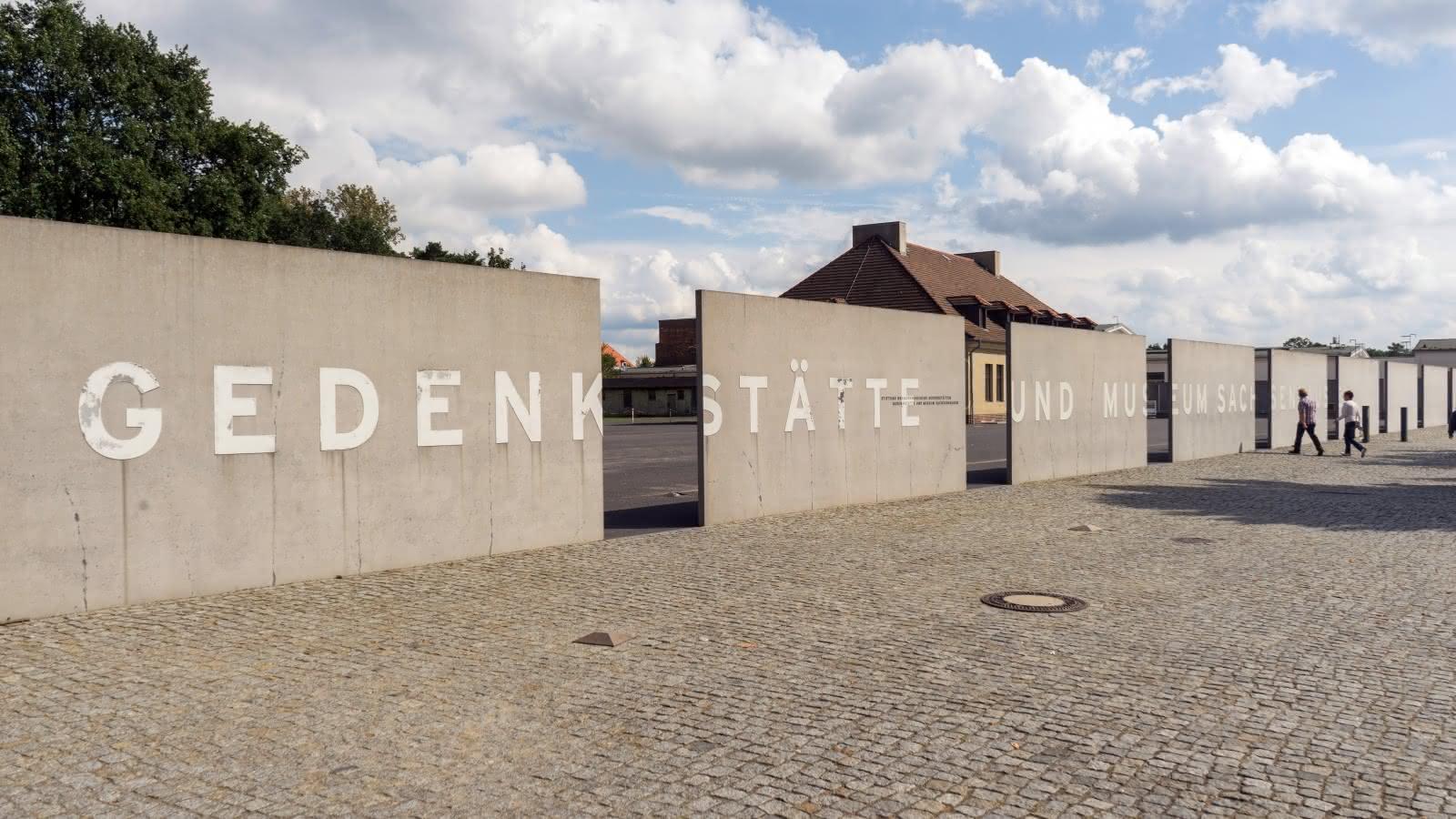 Sachsenhausen tour