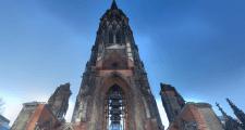 Iglesia de San Nicolás en hamburgo