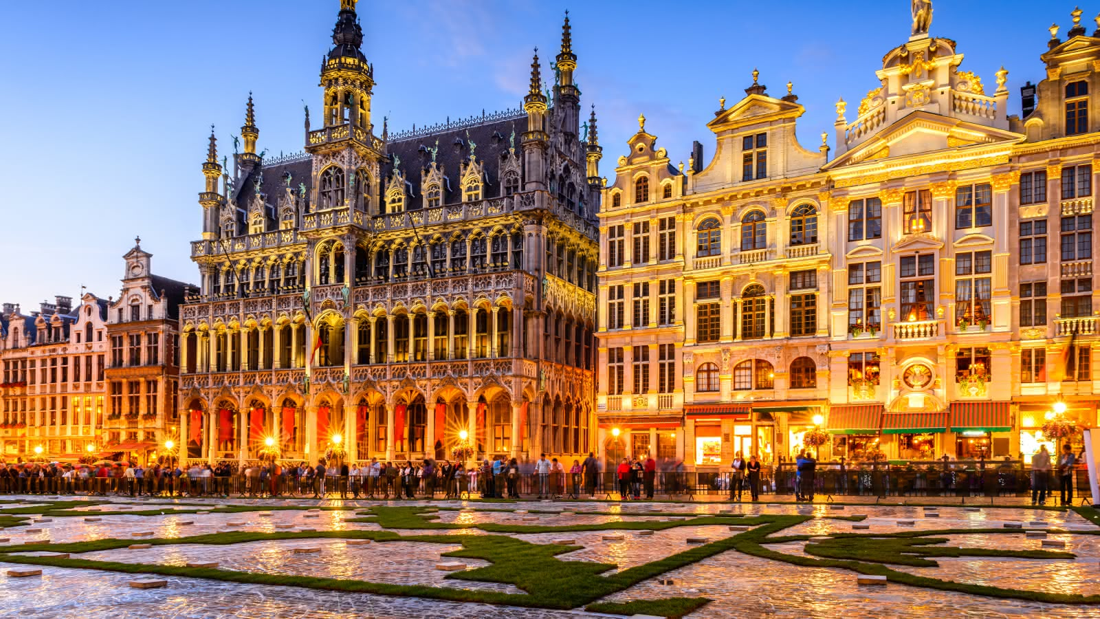 SANDEMANs Brussels Walking Tours