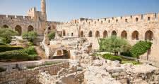 jerusalem old city armenian quarter