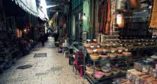 jerusalem old city muslim quarter