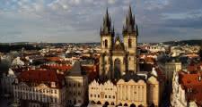 Iglesia de Nuestra Señora de Týn en Praga