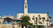 St. Peter's Church in Tel Aviv