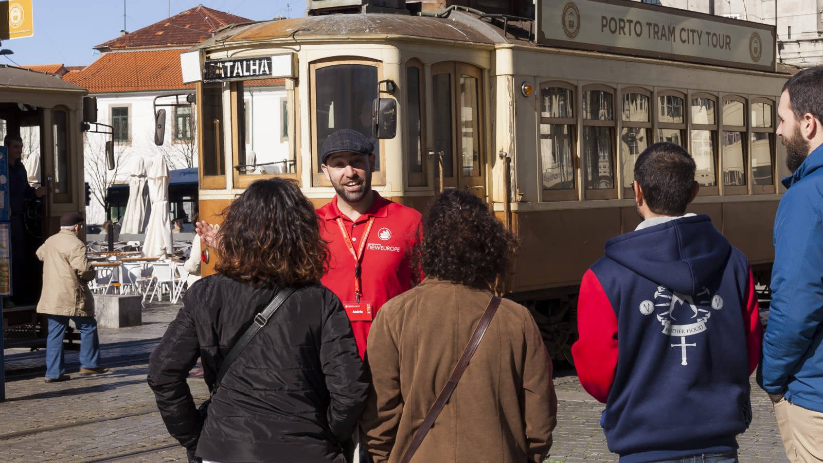 andres Porto