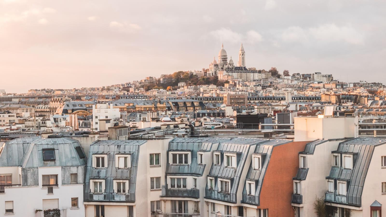 Montmartre District & Sacré-Coeur