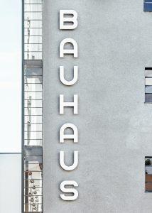 bauhaus architecture school germany